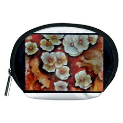 Fall Flowers No  6 Accessory Pouches (medium)