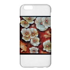 Fall Flowers No  6 Apple Iphone 6 Plus Hardshell Case