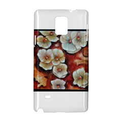 Fall Flowers No  6 Samsung Galaxy Note 4 Hardshell Case