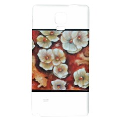 Fall Flowers No. 6 Galaxy Note 4 Back Case
