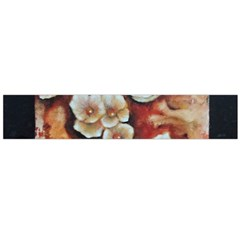 Fall Flowers No. 6 Flano Scarf (Large)