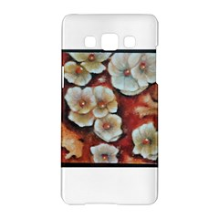 Fall Flowers No. 6 Samsung Galaxy A5 Hardshell Case