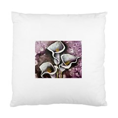 Gala Lilies Standard Cushion Cases (two Sides)