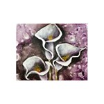 Gala Lilies TAKE CARE 3D Greeting Card (7x5)  Inside