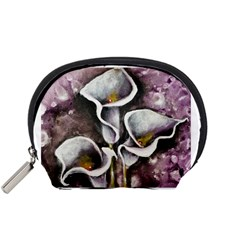 Gala Lilies Accessory Pouches (small)