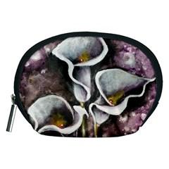 Gala Lilies Accessory Pouches (medium)