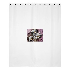 Gala Lilies Shower Curtain 60  x 72  (Medium)