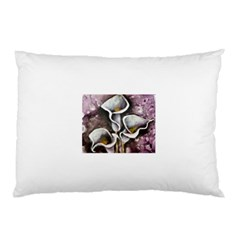 Gala Lilies Pillow Cases (Two Sides)
