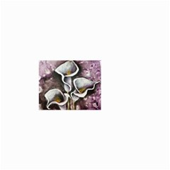Gala Lilies Small Garden Flag (Two Sides)