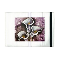 Gala Lilies Apple Ipad Mini Flip Case