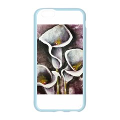 Gala Lilies Apple Seamless iPhone 6 Case (Color)