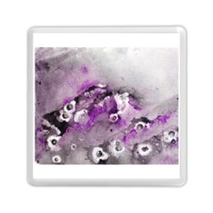 Shades of Purple Memory Card Reader (Square)