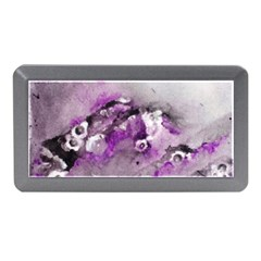 Shades of Purple Memory Card Reader (Mini)
