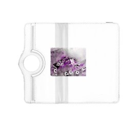 Shades of Purple Kindle Fire HDX 8.9  Flip 360 Case