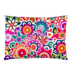 Eden s Garden Pillow Cases (two Sides)