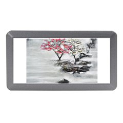 Mountains, Trees and Fog Memory Card Reader (Mini)