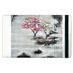 Mountains, Trees And Fog Apple Ipad 3/4 Flip Case