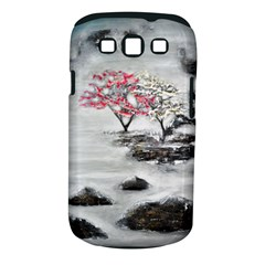Mountains, Trees And Fog Samsung Galaxy S Iii Classic Hardshell Case (pc+silicone)