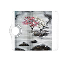 Mountains, Trees And Fog Kindle Fire Hdx 8 9  Flip 360 Case
