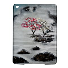 Mountains, Trees and Fog iPad Air 2 Hardshell Cases
