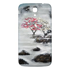 Mountains, Trees and Fog Samsung Galaxy Mega I9200 Hardshell Back Case