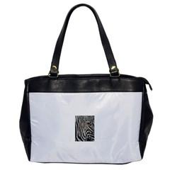 Unique Zebra Design Office Handbags