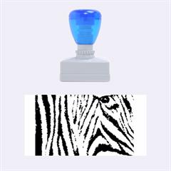 Unique Zebra Design Rubber Stamps (medium)