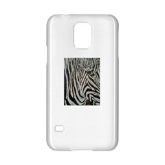 Unique Zebra Design Samsung Galaxy S5 Hardshell Case