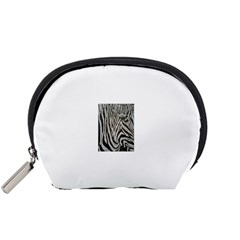 Unique Zebra Design Accessory Pouches (small)