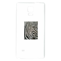 Unique Zebra Design Galaxy Note 4 Back Case