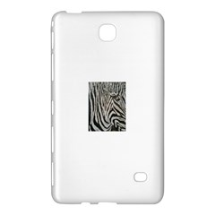 Unique Zebra Design Samsung Galaxy Tab 4 (8 ) Hardshell Case