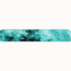 Turquoise Abstract Small Bar Mats