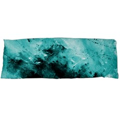 Turquoise Abstract Body Pillow Cases Dakimakura (two Sides)