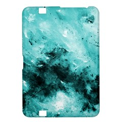 Turquoise Abstract Kindle Fire Hd 8 9
