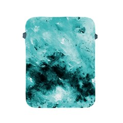 Turquoise Abstract Apple Ipad 2/3/4 Protective Soft Cases