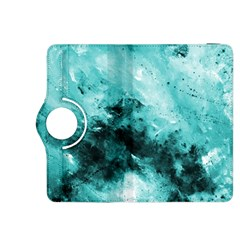 Turquoise Abstract Kindle Fire Hdx 8 9  Flip 360 Case