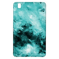 Turquoise Abstract Samsung Galaxy Tab Pro 8.4 Hardshell Case