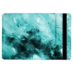 Turquoise Abstract iPad Air Flip