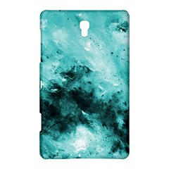 Turquoise Abstract Samsung Galaxy Tab S (8.4 ) Hardshell Case