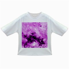 Bright Pink Abstract Infant/Toddler T-Shirts