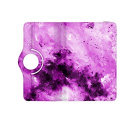 Bright Pink Abstract Kindle Fire Hdx 8 9  Flip 360 Case