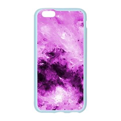 Bright Pink Abstract Apple Seamless iPhone 6 Case (Color)
