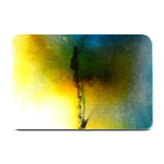 Watercolor Abstract Plate Mats