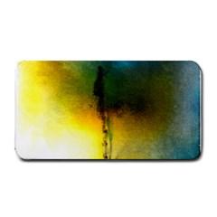 Watercolor Abstract Medium Bar Mats