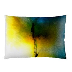 Watercolor Abstract Pillow Cases (Two Sides)
