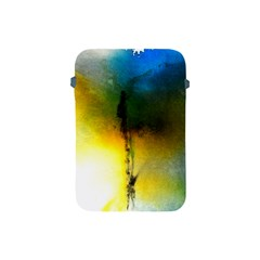 Watercolor Abstract Apple Ipad Mini Protective Soft Cases