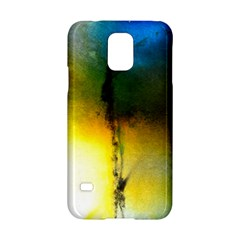 Watercolor Abstract Samsung Galaxy S5 Hardshell Case