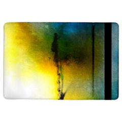 Watercolor Abstract iPad Air Flip