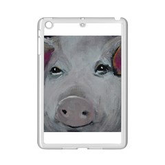 Piggy No  1 Ipad Mini 2 Enamel Coated Cases
