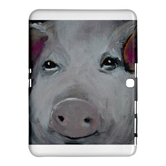 Piggy No. 1 Samsung Galaxy Tab 4 (10.1 ) Hardshell Case